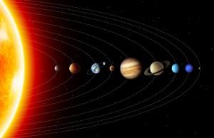 ミラクルな地球の公転