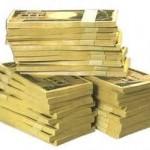 深いところのお金のブロックを外す。